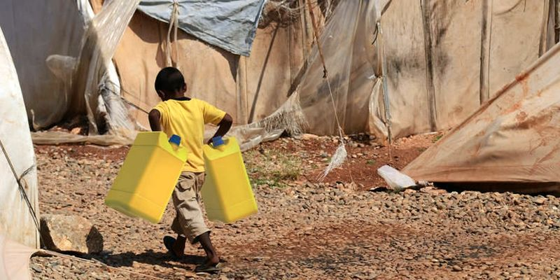 Clean Water Storage Bags
