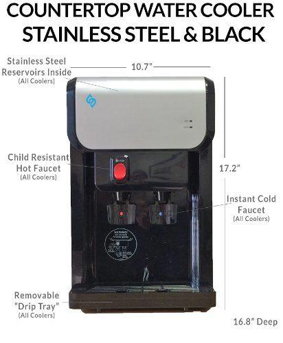 Maintenance-Free Water Filterers