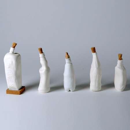 Water-Shaped Bottles