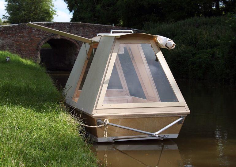 Nomadic Water Shelters