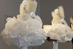 Melting Wedding Dresses