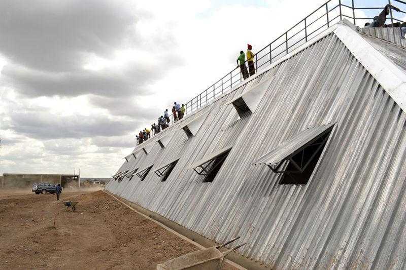 Rain Harvesting Architecture
