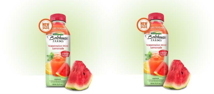 Minty Watermelon Lemonades