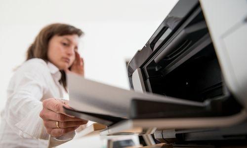 Water-Powered Printers