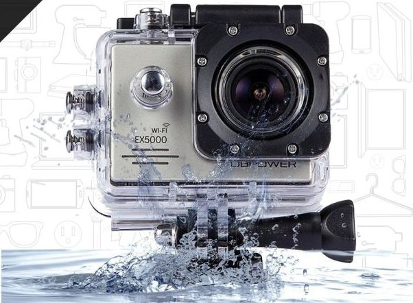 Waterproof Action Cameras