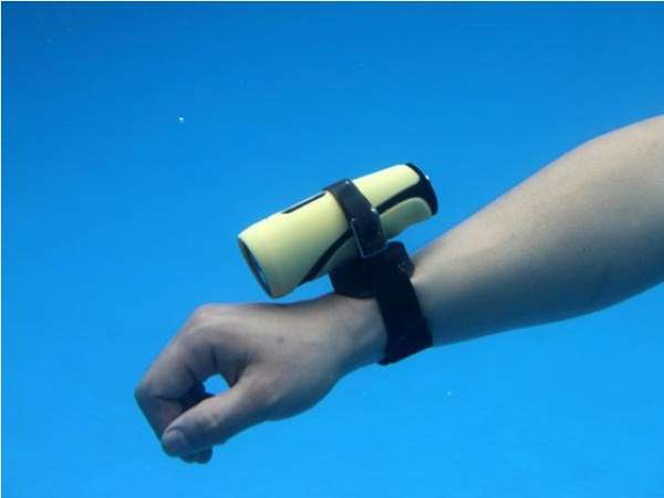 Waterproof Wrist-Recorders