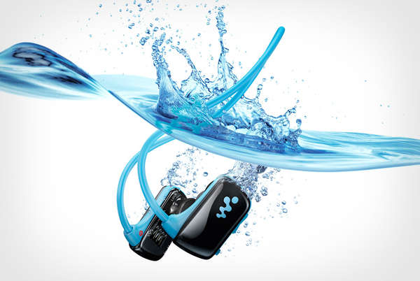 Waterproof MP3s