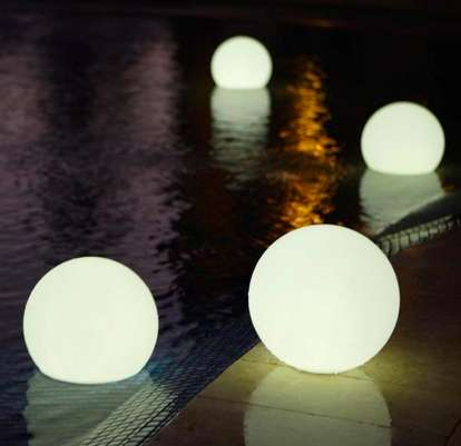 Floating Waterproof Lamps