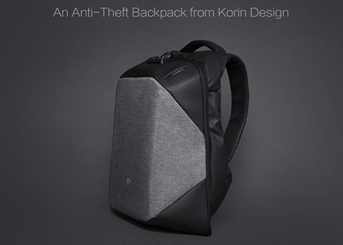 Stylish Anti-Theft Knapsacks