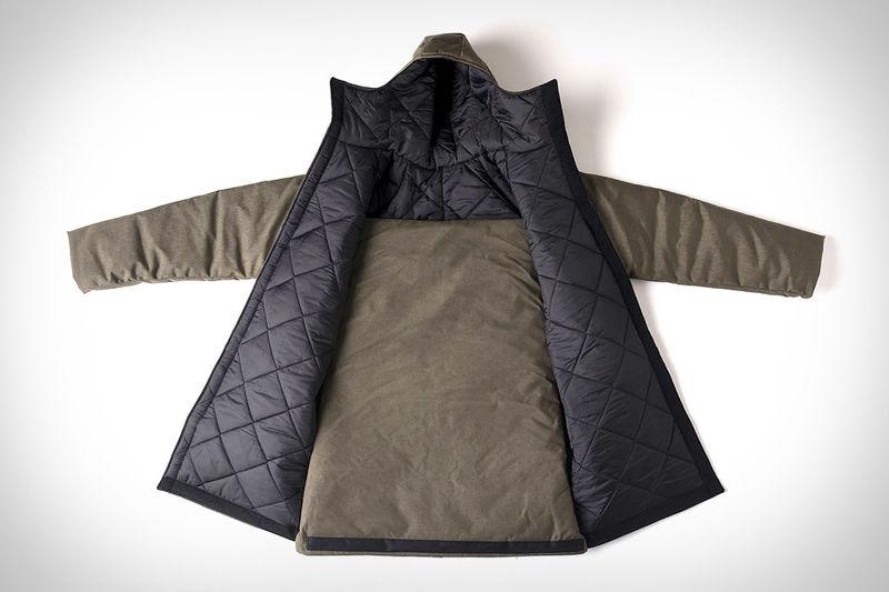 Packable Homeless Jackets