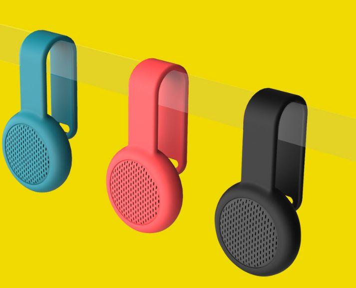 Portable Water-Resistant Speakers