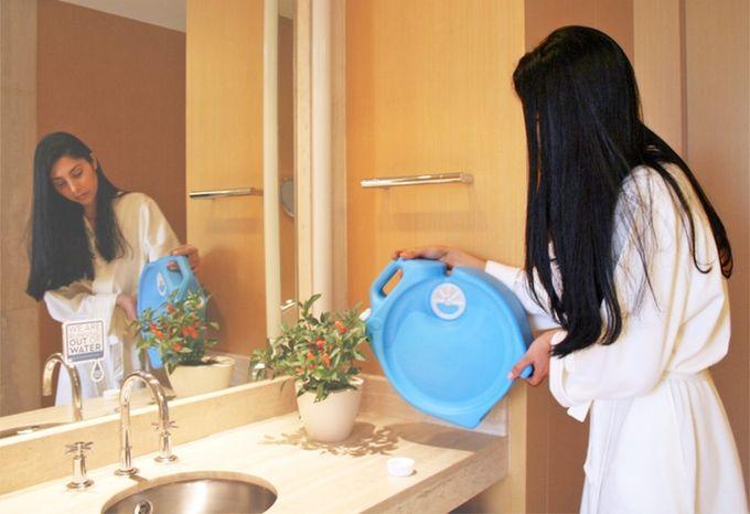 Water-Saving Shower Drains