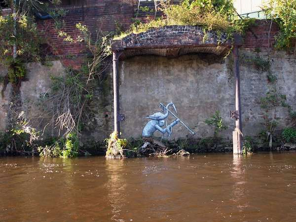waterways by phlegm