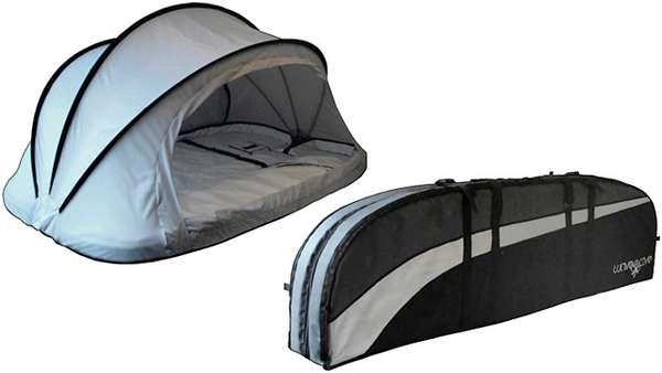 Surfer Tent Hybrids
