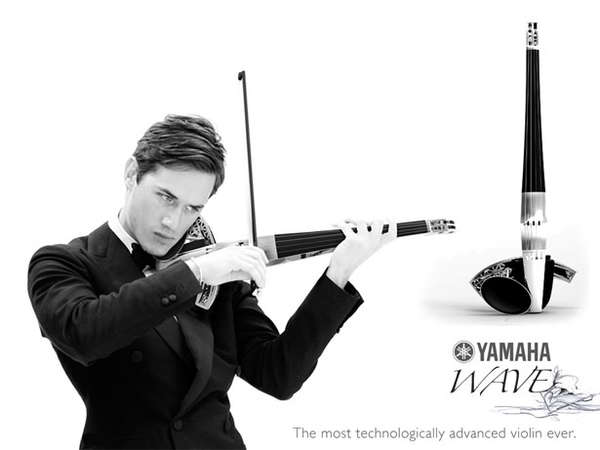 Wave Electric Violin