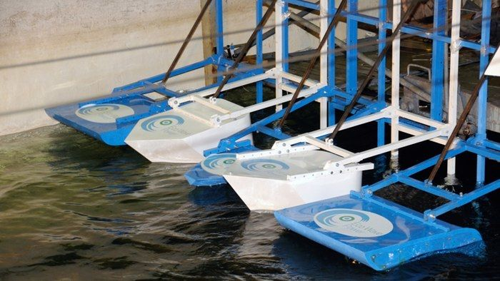 Wave-Harnessing Power Plants