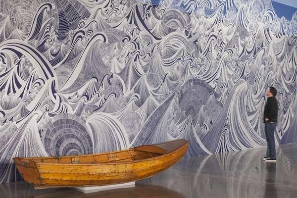 Enormous Oceanic Murals