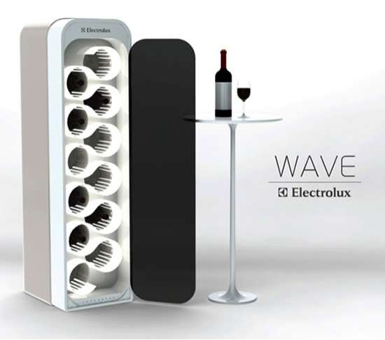 Techie Wine Racks