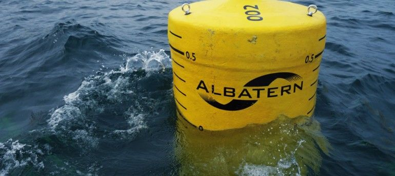 Floating Energy Generators