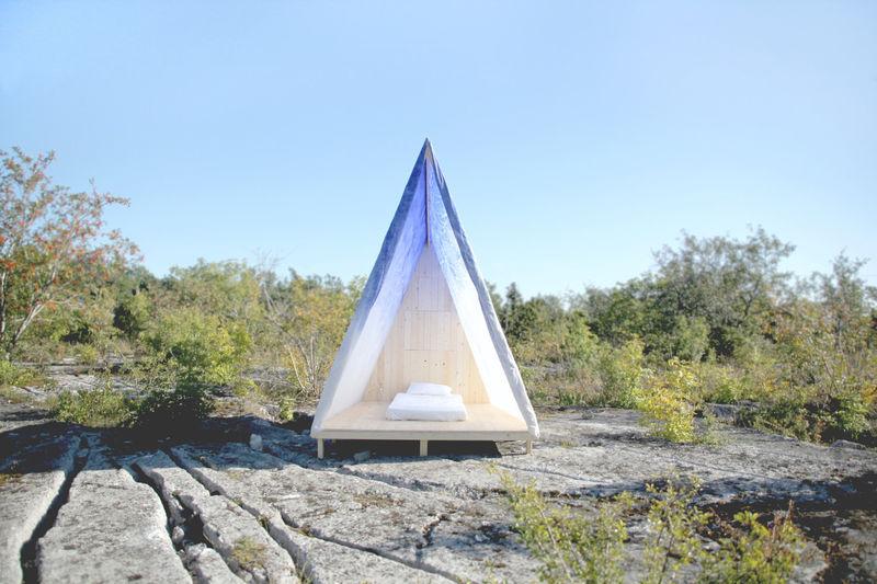 Stylish Swedish Camping Equipment