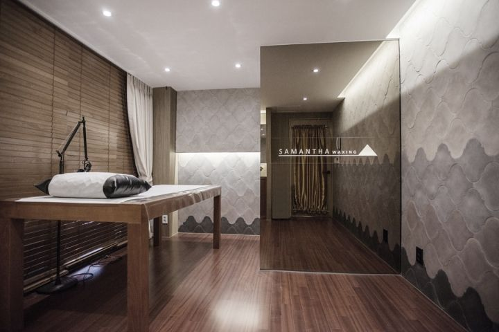 Elegant Cottage Like Spas Waxing Shop