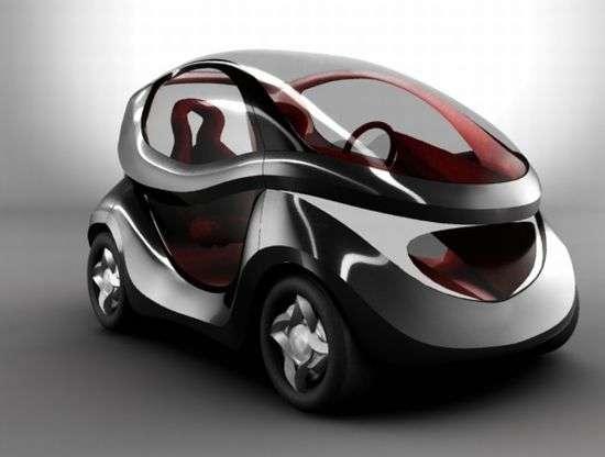 Itty-Bitty City Cars
