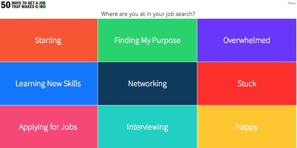 Graphic Job Search Sites
