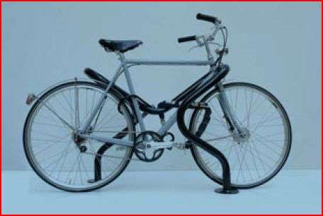 Anti-Theft Bike Designs