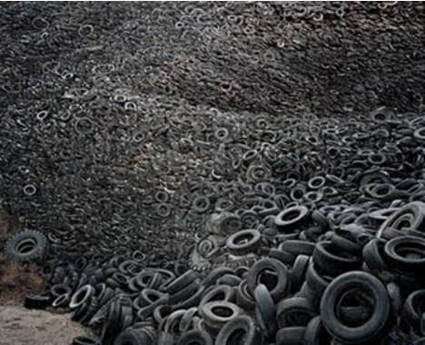 17 ways to use old tires for Old tyre uses