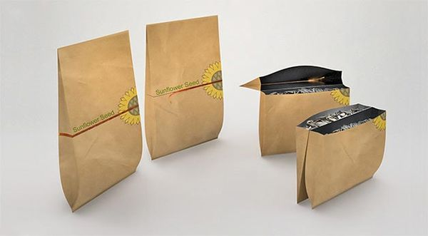 Handy Two Part Packaging W Bags