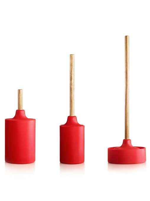 Industrial-Inspired Plungers