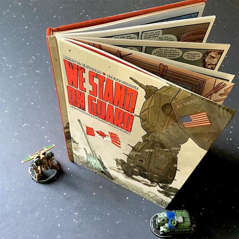 North American Invasion Comics