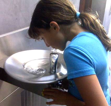 Drinking Fountain-Finding Apps