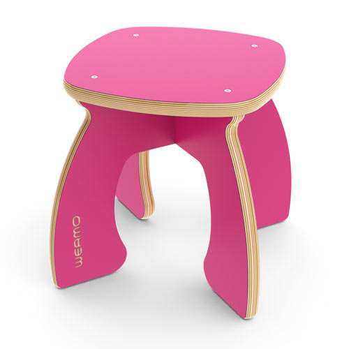 Childish Plywood Stools