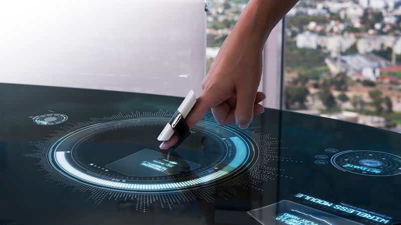Point-Controlled Smart Devices