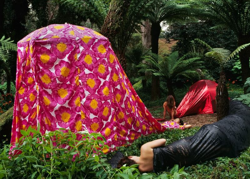 Whimsical Wearable Tents