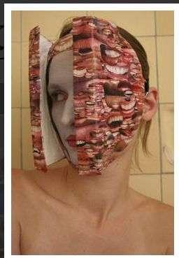Surrealist Masks