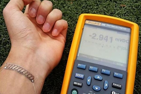 Thermal-Powered Wearable Generator