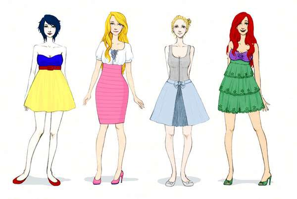 Iconic Disney Dress-Up