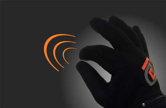 Remote Control Gloves