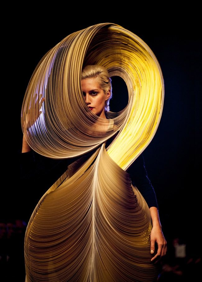 Wearable Sculpture Runways