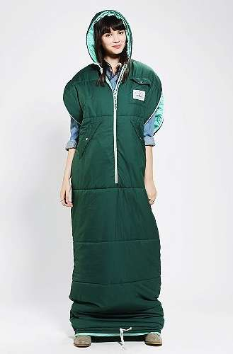 Sleeping Bag Dresses