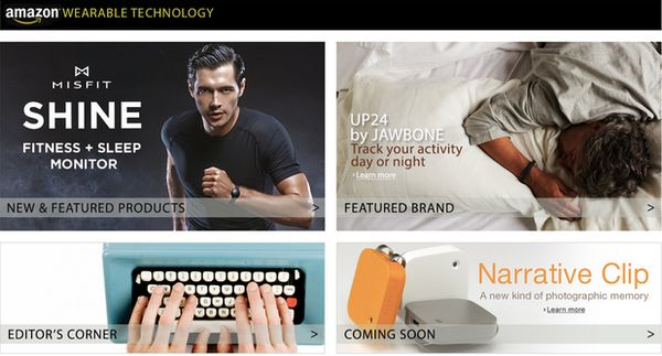 Wearable Technology Stores