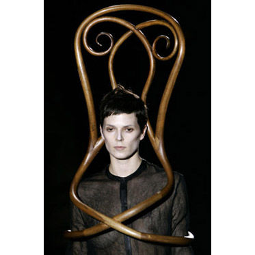 Wearable Thonet Chairs