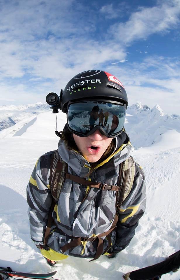 Helmet-Mounted WiFi