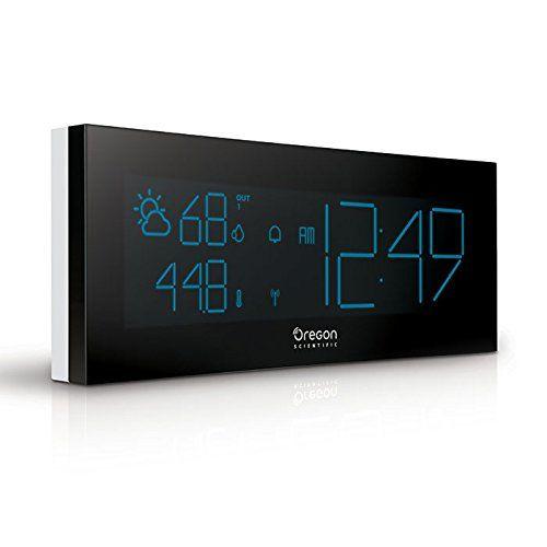 Temperature-Focused Digital Clocks