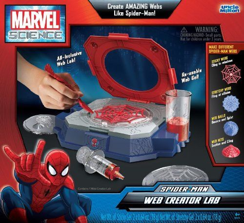 Superhero Science Kits