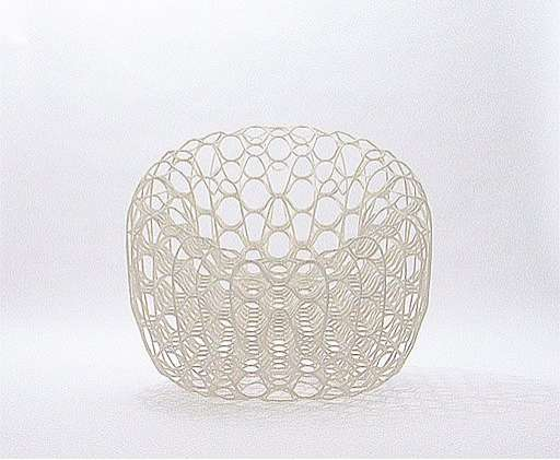 Delicate Paper Chairs