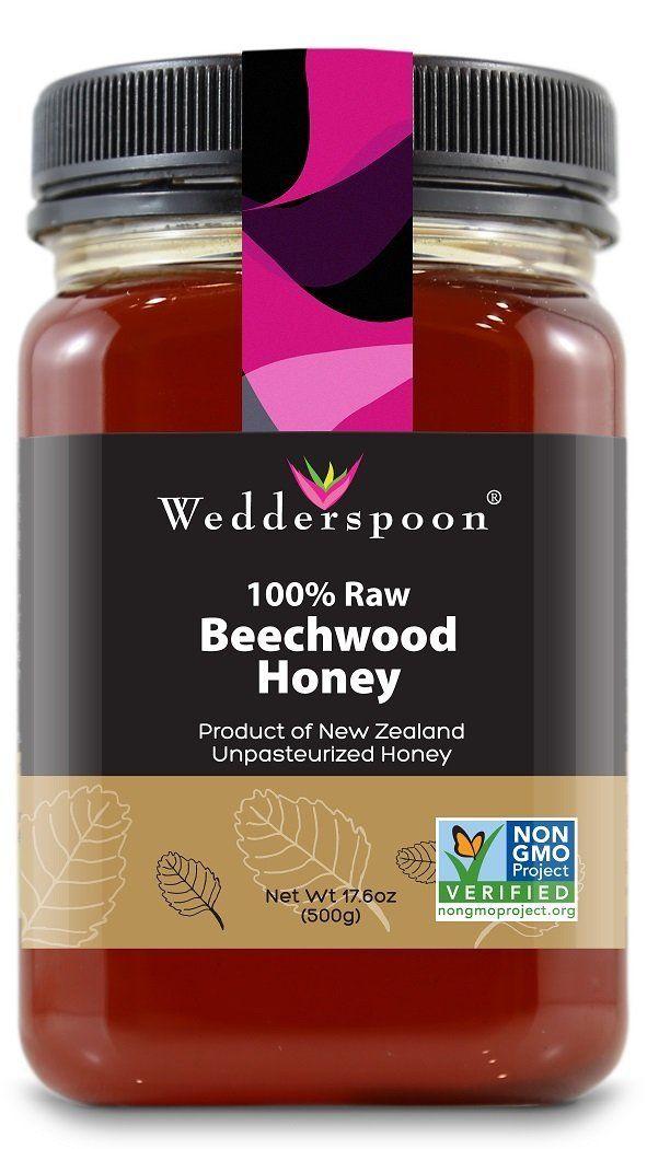 Woodsy Raw Honeys