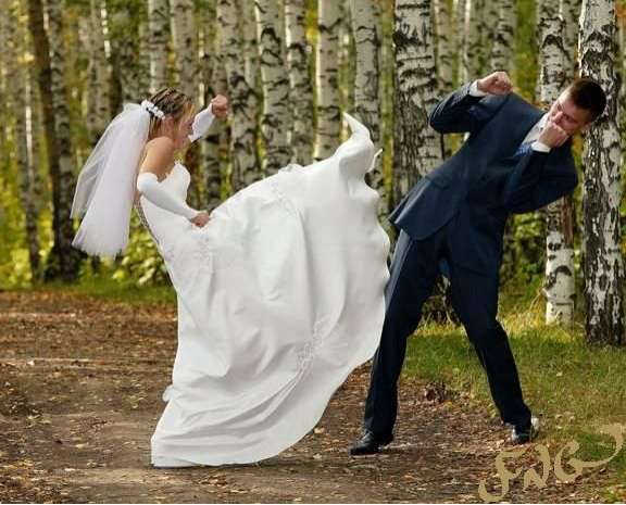 Matrimonial Martial Arts